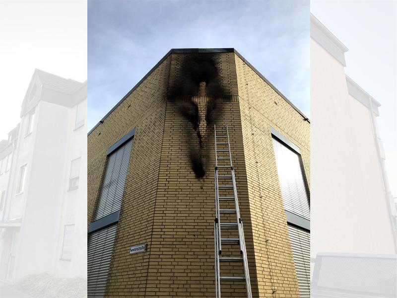 Fassadenreinigung Klinkerfassade Beispiel 2 Vorher