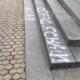 Graffitientfernung Treppe
