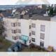Fassadenreinigung Wohnkomplex nachher